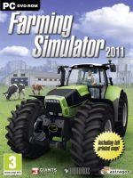 Hra pre PC Farming Simulator 2011