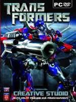 Hra pre PC Transformers - Creative Studio
