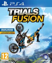 hra pre Playstation 4 Trials Fusion + Season Pass