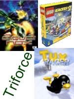 Hra pre PC Balíček her Triforce