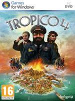 Hra pre PC Tropico 4 EN