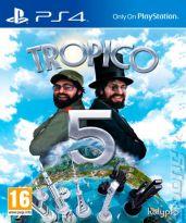 hra pre Playstation 4 Tropico 5 (Limited Special Edition)