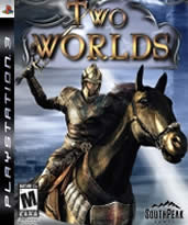 Hra pre Playstation 3 Two Worlds
