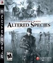 Hra pro Playstation 3 Vampire Rain: Altered Species