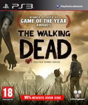 Hra pre Playstation 3 The Walking Dead: A Telltale Games Series
