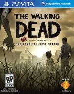Hra pre PS Vita The Walking Dead: A Telltale Games Series (The Complete First Season)
