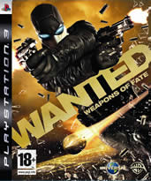 Hra pre Playstation 3 Wanted: Weapons of Fate