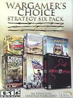 Hra pro PC Wargamers Choice Strategy Six Pack