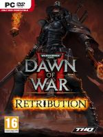 Hra pre PC Warhammer 40000: Dawn of War 2: Retribution CZ