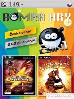 Hra pre PC Bomba hry: Warlords Battlecry III + Avencast