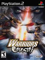 Hra pre Playstation 2 Warriors Orochi