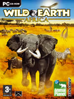 Hra pre PC Wild Earth Africa