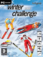 Hra pre PC Winter Challenge 2008