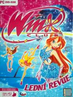 Hra pre PC WinX Club: Lední revue