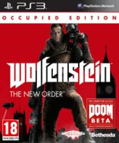 Hra pre Playstation 3 Wolfenstein: The New Order (Occupied Edition)