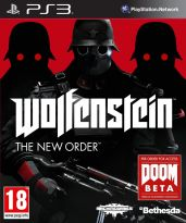 Hra pre Playstation 3 Wolfenstein: The New Order