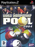 Hra pre Playstation 2 World Championship Pool 2004
