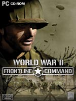 Hra pre PC World War II Frontline Command