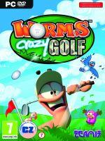 Worms: Crazy Golf CZ (PC)