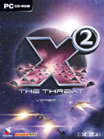 Hra pre PC X2: The Threat (ABC)