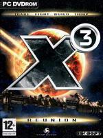 Hra pre PC X3 - Reunion CZ