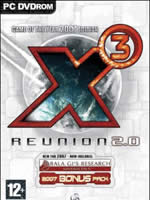 Hra pre PC X3 - Reunion EN - Game of The Year 2007 Edition