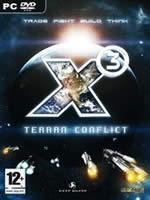Hra pre PC X3: Terran Conflict CZ