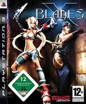 Hra pre Playstation 3 X-Blades