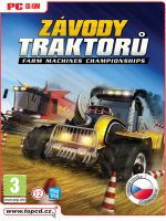 Hra pre PC Z�vody Traktor� (Farm Machines Championships)