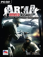 Hra pre PC Arma: Armed Assault EN