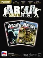 Hra pre PC Arma: Armed Assault EN (Zlatá edice)