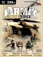Hra pre PC ArmA: Armed Assault (Zlatá edice)
