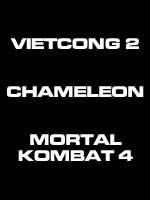 Hra pre PC B1: Vietcong 2 + Chameleon + Mortal Kombat 4