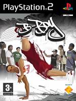Hra pre Playstation 2 B-Boy