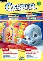 Hra pre PC Casper: Kouzelné hračky