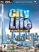 Hra pre PC City Life Super Deluxe CZ