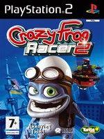 Hra pre Playstation 2 Crazy Frog Racer 2