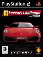 Hra pre Playstation 2 Ferrari Challenge Pirelli Maranello