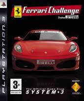 Hra pre Playstation 3 Ferrari Challenge Pirelli Maranello