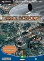 Hra pre PC Flight Simulator 2004 Rome Scenery