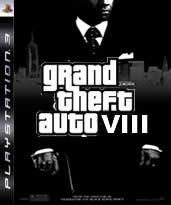 Hra pre Playstation 3 Grand Theft Auto VIII