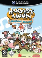 Hra pre GameCube Harvest Moon: Magical Melody