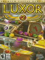 Hra pre PC a Macintosh Luxor 2