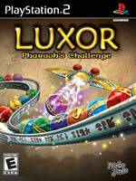 Hra pre Playstation 2 Luxor: Pharaohs Challenge dupl