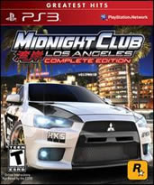 Hra pro Playstation 3 Midnight Club: Los Angeles (Complete Edition)