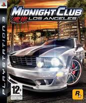 Hra pre Playstation 3 Midnight Club: Los Angeles