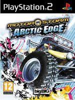 Hra pre Playstation 2 MotorStorm: Arctic Edge