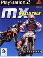 Hra pre Playstation 2 MX World Tour