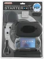 Príslušenstvo pre PSP PSP Hurricane Starter Kit 13 in 1