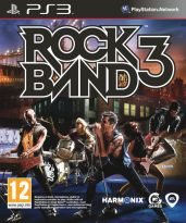 Hra pre Playstation 3 Rock Band 3
